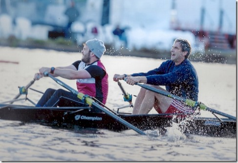Head of the Charles - Inclusion 2x Marlow RC
