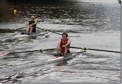 Maidenhead Regatta - racing