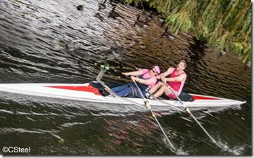 Bedford Autumn Small Boats Head - Adaptive 2x Marlow Sudbury