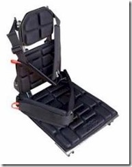 Seat - fixed back - fixed - Wintech large