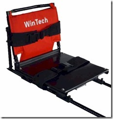 Seat - fixed back - fixed - Wintech