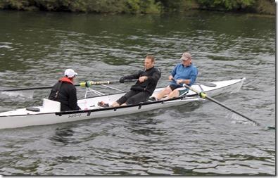 Steve Bloyce Maidenhead rowing