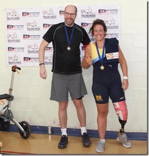 MIRC - Senior Adaptive medals