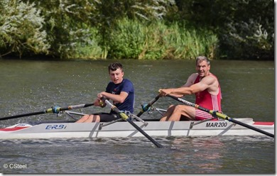 City of Oxford Regatta 2018 - MAR 2x