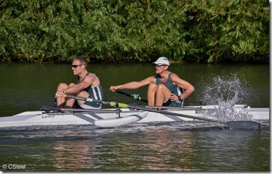 City of Oxford Regatta 2018 - MHD single arm