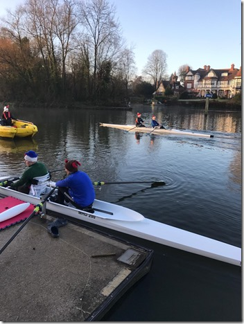 Maidenhead Santa Scratch Regatta 3