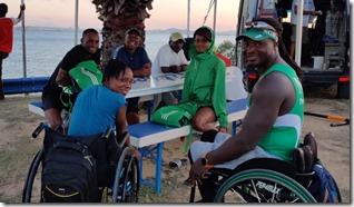 African Paralympic Qualifying Regatta 2
