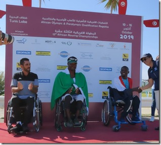 African Paralympic Qualifying Regatta 3