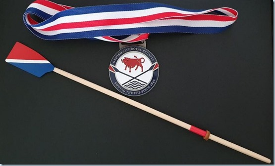 COXIAR medal