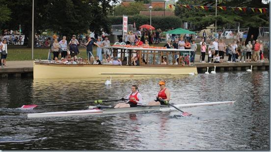 Stratford-upon-Avon adaptive regatta 2